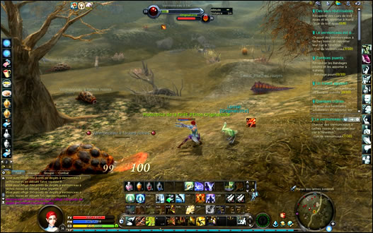 [PC][Online][+12] Aion: The Tower of Eternity Interface